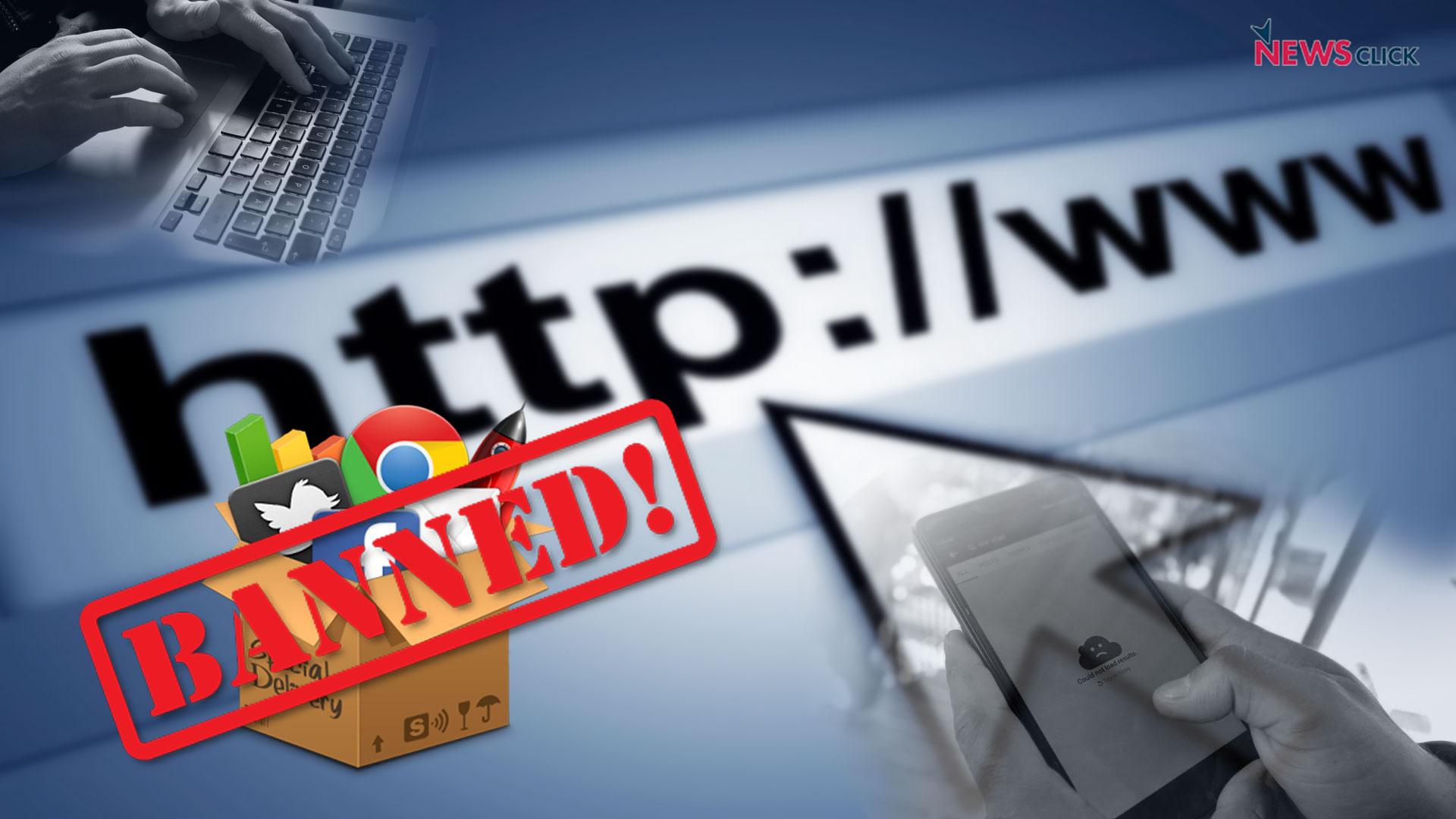 Kashmir Internet Blackout: 'Total Loss' For New-Generation ...