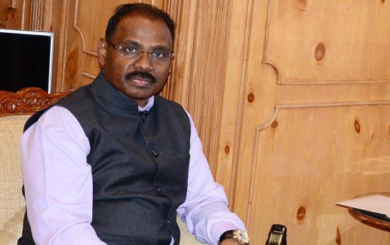 J&K Lieutenant Governor GC Murmu Resigns