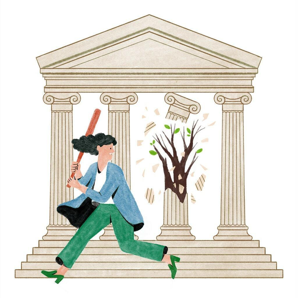 I Quit My Bank. Am I Saving The World?