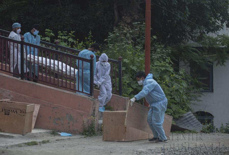60-Year-Old Srinagar Man Dies Of Covid-19, Toll Rises To 35