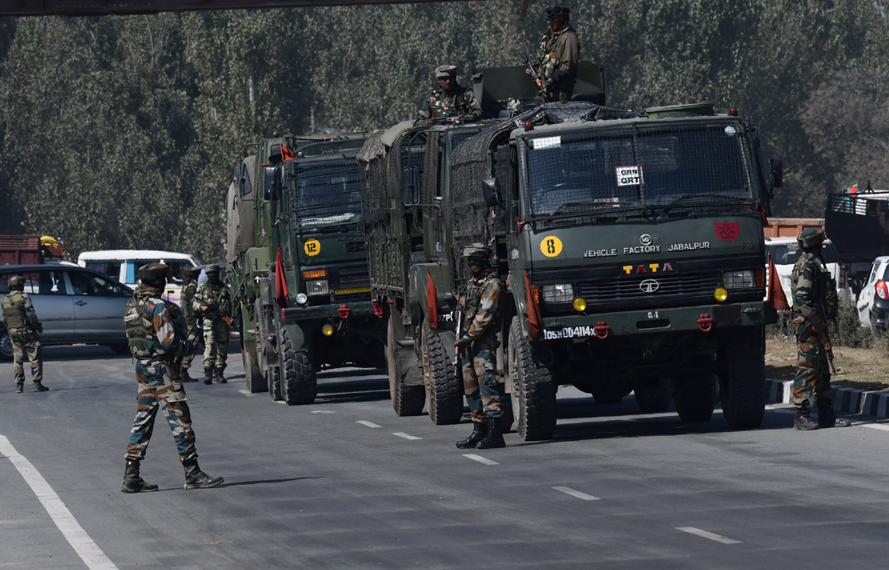 South Kashmir: Army Soldier Killed, 3 Others Injured In Kulgam Blast