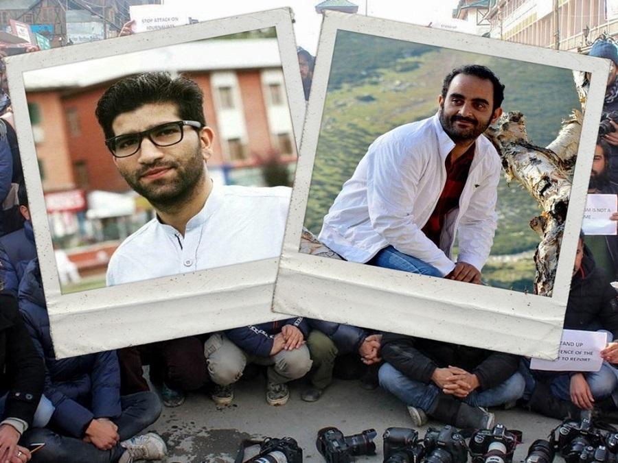 Journalists Death Heart Attack Javaid Mudasir