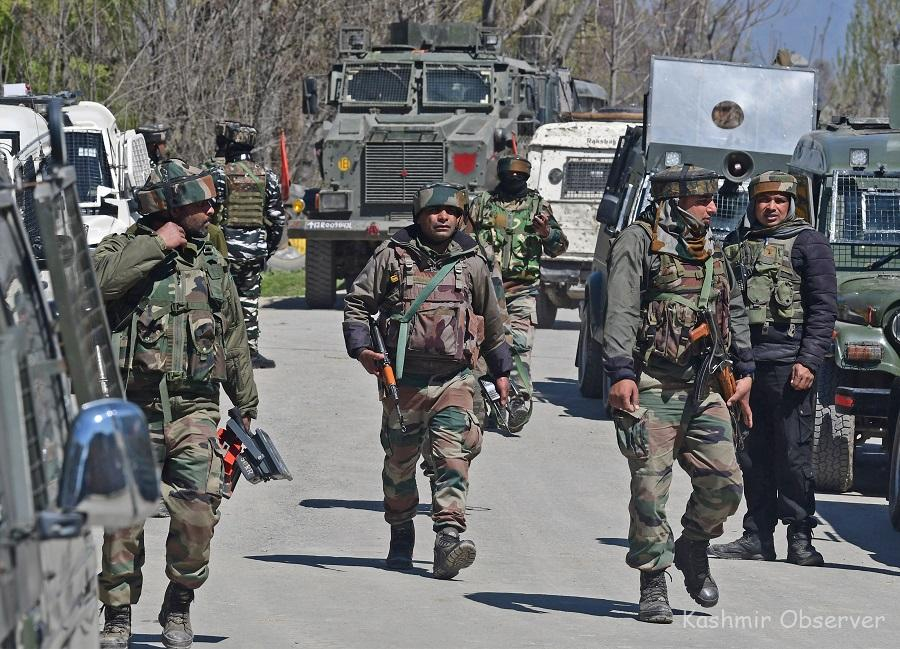 14 Year Old Among 5 Militants Killed In Twin Encounters In South Kashmir